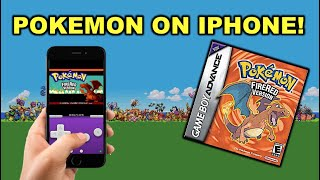 How To Play Pokémon On iPhone [IOS 13 Working]