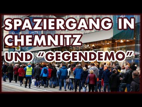 Bericht aus Chemnitz: Spaziergang und