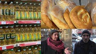 «Վերմիշել, ձեթ, յուղ, ամեն ինչ թանկացել է, ժողովրդի վիճակը ծանրանում է». հարցում՝ Երևանում