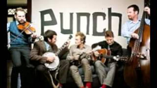 Video Patchwork Girlfriend Punch Brothers