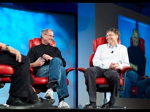 Entrevista Bill Gates y Steve Jobs 1997