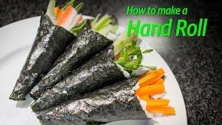How to make a Hąnd Roll
