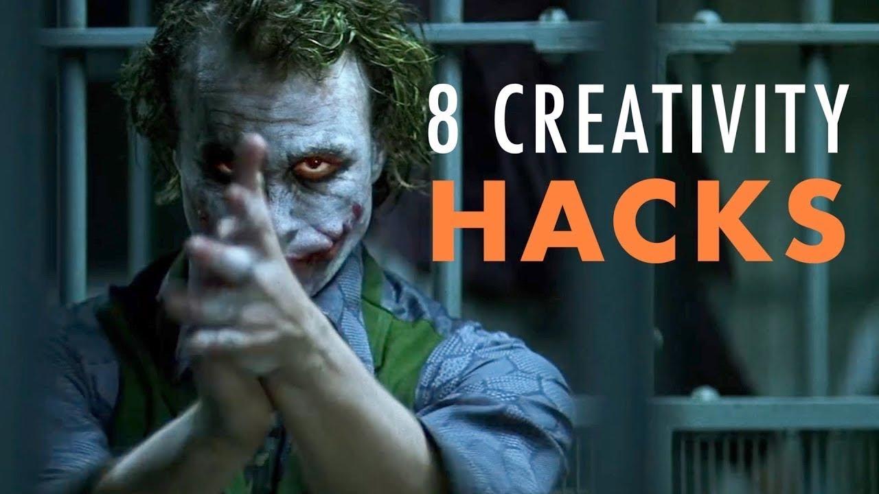 8 Creative Film HACKS in 190 SECONDS!!
