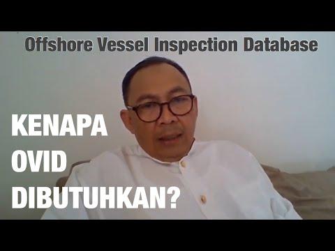 Sjaifuddin Thahir: Offshore Vessel Inspection Database (OVID)