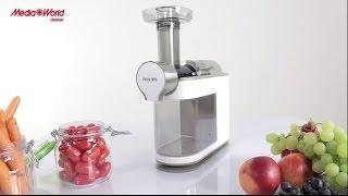 Philips Micro Juicer, il nuovo estrattore di succo - Recensione ITA -