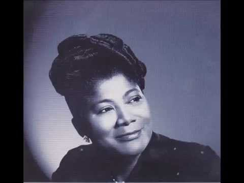 Mahalia Jackson - The Last Mile of the Way