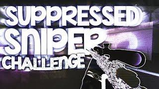 SUPPRESSED SNIPER CHALLENGE IN PHANTOM FORCES