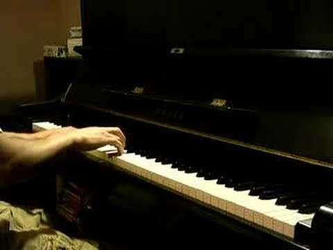 """My Chemical Romance - """"Welcome To The Black Parade"""" (Piano)"""