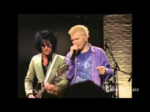 Billy Idol - Rebel Yell (Live in New York , unplugged)