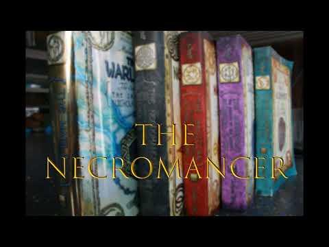 The Necromancer (Secrets of the Immortal Nicholas Flamel 4) Audiobook