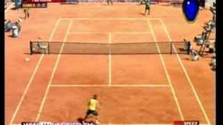Vídeo Análisis Virtua Tennis 3 (PS3)