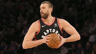 Marc Gasol Returns to the Raptors! - NBA Free Agency 2019