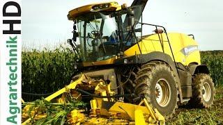 NEW HOLLAND FR500 | FENDT | JOHN DEERE | CASE Tractors | Traktoren | ArartechnikHD