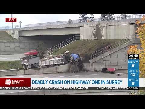 Deadly Crash on Highway One