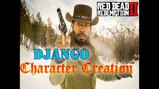 Django Character Creation Red Dead Redemption 2 Online