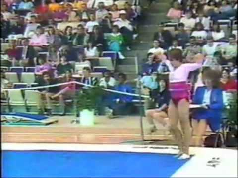 Mary Lou Retton - 1984 US Nationals AA - Floor Exercise