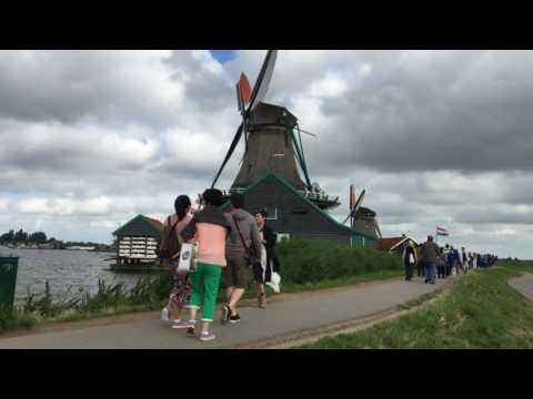 Amsterdam & Koningsdam Northern Isles Cruise