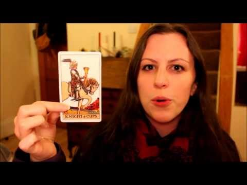 Two-Minute Tarot: Knight of Cups