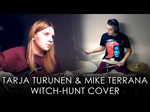 Tarja Turunen & Mike Terrana - Witch-Hunt Instrumental Collaboration Cover