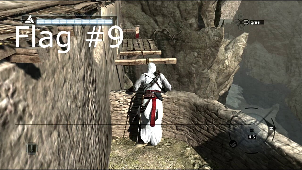 Assassin S Creed Masyaf Flags Location Youtube