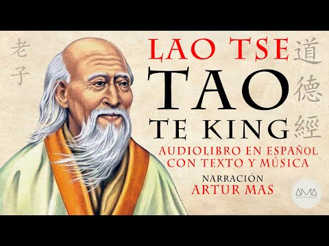 "Lao Tse - Tao Te King (Audiolibro Completo en Español con Texto) ""Voz Real Humana"""