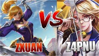 ZXAUN VS Z4PNU! 2 TOP FANNY MASTERS CLASH