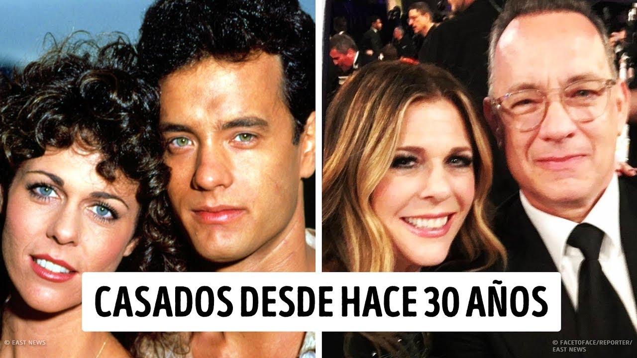 13 Felices parejas de Hollywood que han estado juntas por siempre