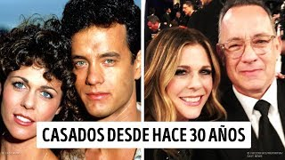 13 Felices parejas de Hollywood que han estado juntas por si...