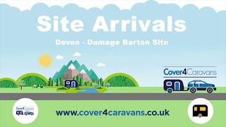 Damage Barton Site - Devon