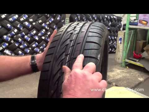 Understand The Tread Wear Indicator