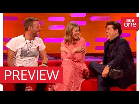 Michael Mcintyre talks 'hanky panky' - The Graham Norton Show 2016: Episode 7 Preview – BBC One