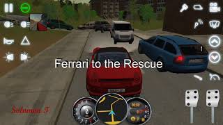 Driving School 2017 - Ferrari To The Rescue!