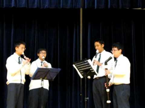 HKMA David Li Kwok Po College Group B
