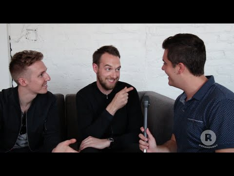Interview with the band HONNE in Toronto (MOD Club 2016)