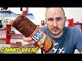 Bread in a Can Taste Test