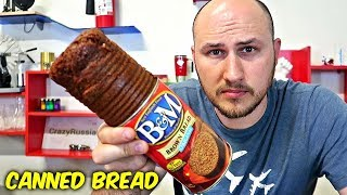 Bread in a Can Taste Test