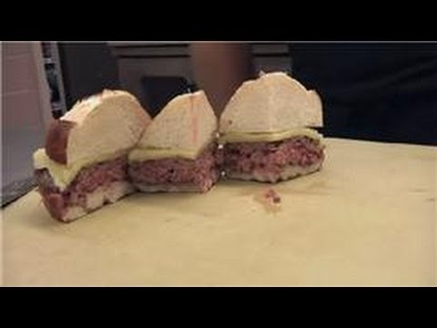 how to make juicy lucy hamburgers