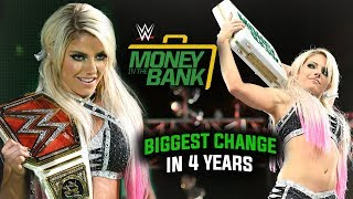 WWE Introducing MAJOR CHANGE To The Money In The Bank That Will Change Everything - WWE Raw