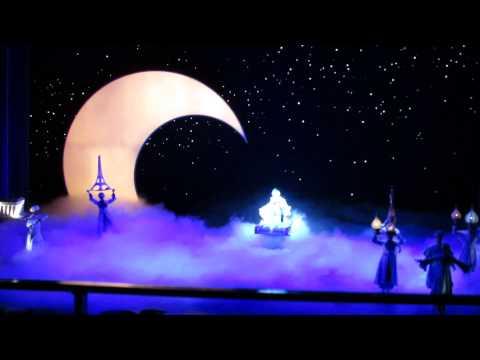 Aladdin Carpet ride