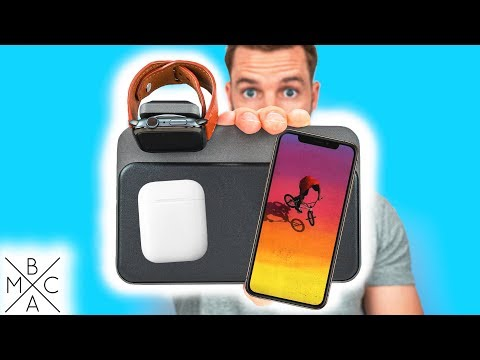 The BEST Wireless Charging Hub & AirPower Alternative?!