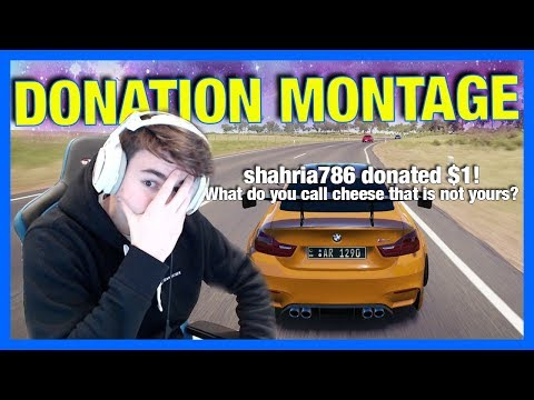 BEST OF TWITCH DONATIONS 2017!! (Text To Speech)