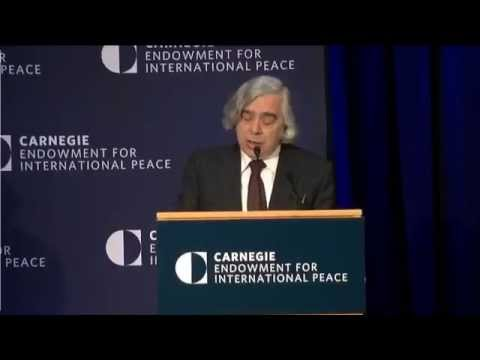 Keynote: Secretary of Energy Ernest Moniz 2015 - Carnegie International Nuclear Policy Conference