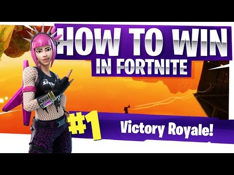 How to Win in Fortnite - Getting the Advantage for Victory Royale