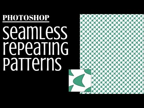 how to create seamless repeat