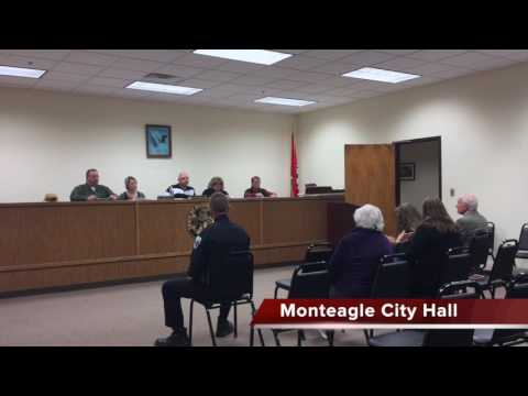 Town of Monteagle Special Meeting