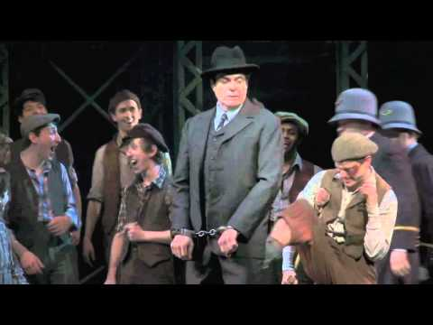 2012 Tony Award Show Clips: Newsies
