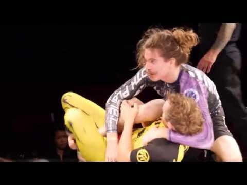 Eddie Bravo Invitational: Jeff Glover vs Ben Eddy (No Gi Jiu Jitsu)