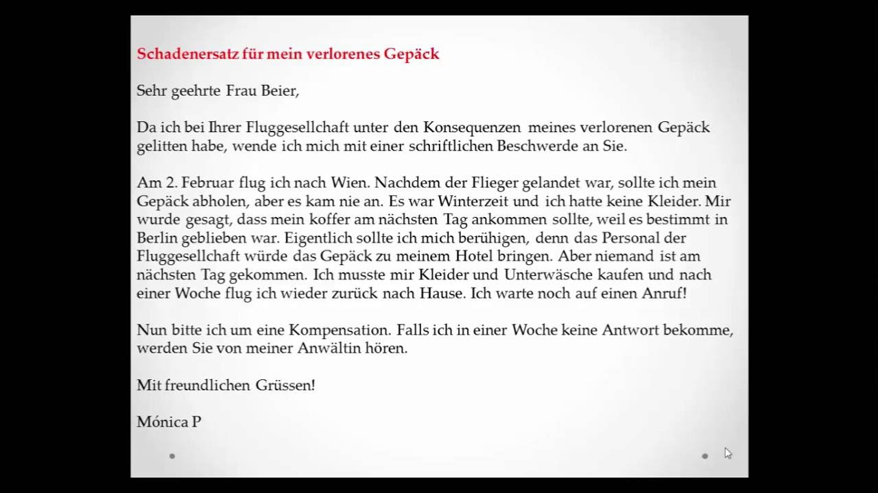 Goethe Zertifikat C1 Schriftlicher Ausdruck Beispiel Goethe