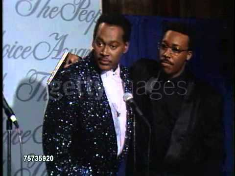 Luther Vandross - People's Choice Awards 1990