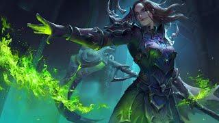 World of Warcraft Classic / Warlock / Змейталак /  рагнарос убил нас)